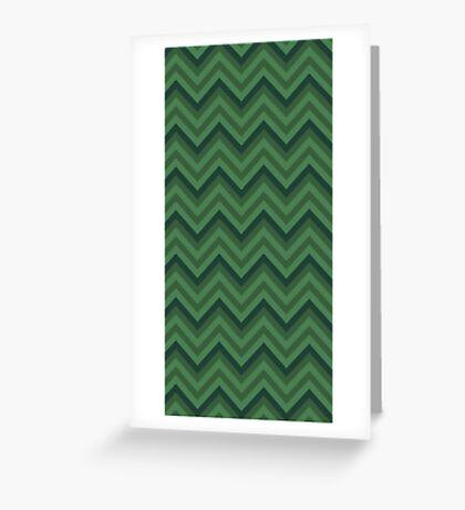 Irish Green Greeting Card