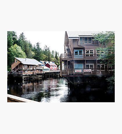 Ketchikan Alaska Photographic Print