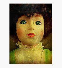Vintage Victorian Doll Photographic Print