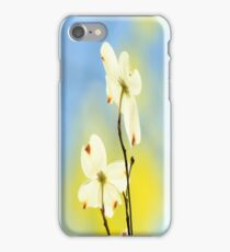 Spring Dogwood Blossoms iPhone Case/Skin