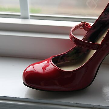 Red Shoe by MagicTypewriter