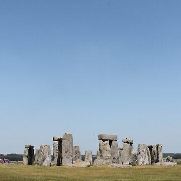 Stonehenge by MagicTypewriter