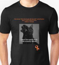 MS Reunion Cat Unisex T-Shirt