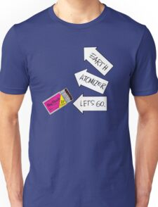 Big Black - Atomizer Shirt Unisex T-Shirt