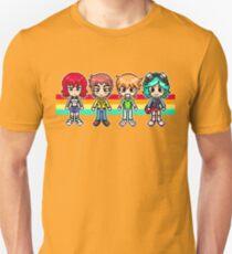 If your pixels had a face, I'd punch it Unisex T-Shirt
