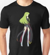Code Geass - CC Unisex T-Shirt