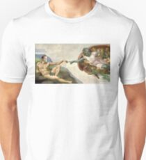 The Creation of Kirk Unisex T-Shirt
