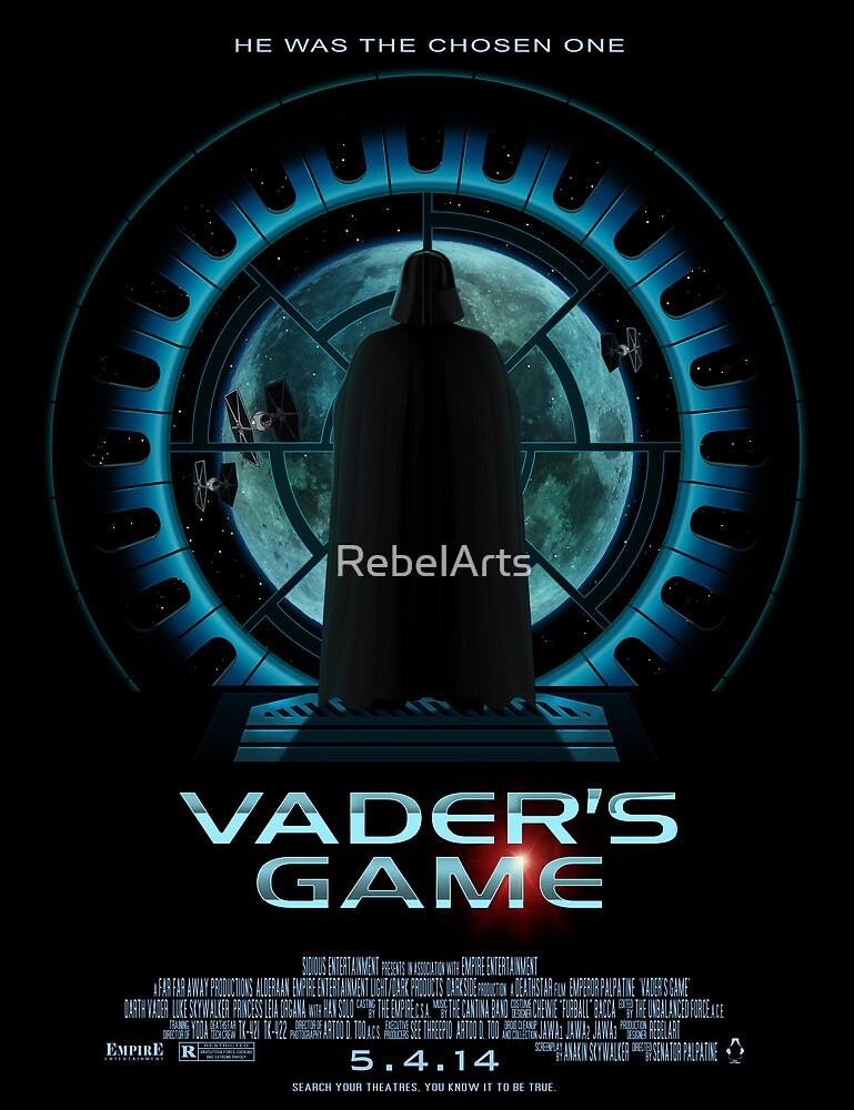 Chosen One's Game by RebelArts