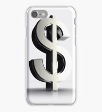 Dollar symbol  iPhone Case/Skin