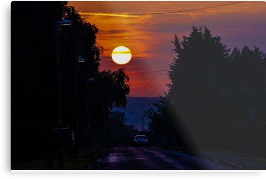 Summer Sunrise by Paul Biddles