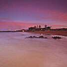Burnie Australia Day Sunset by Paul Campbell  Photography