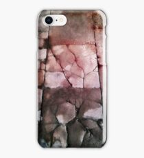 13th Century abbey floor tiles iPhone Case/Skin