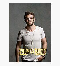 Thomas Rhett Tour 2016 mic03 Photographic Print