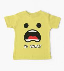 Camiseta para bebés ¡HI Emmet!