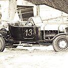 Ford model T by Martyn Franklin