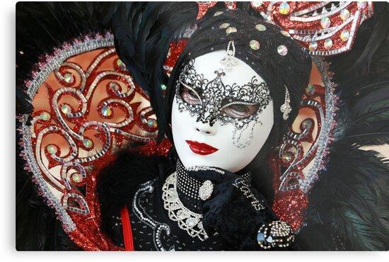 Venice Carnival 2 by annalisa bianchetti