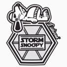 Stormsnoopy by Lilterra