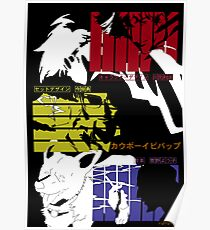 Bebop Blues Poster