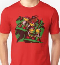 Teenage Koopa Ninja Brothers Unisex T-Shirt
