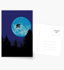 E.T. the Extra-Terrestrial  Postkarten