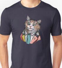 6th Doctor Mew Unisex T-Shirt