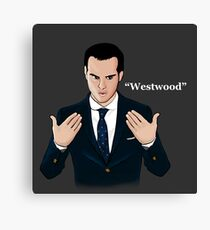 """""""Westwood"""" - Moriarty Canvas Print"""