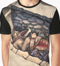 Zapotec Burial Graphic T-Shirt