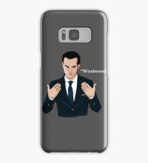 """Westwood"" - Moriarty Samsung Galaxy Case/Skin"