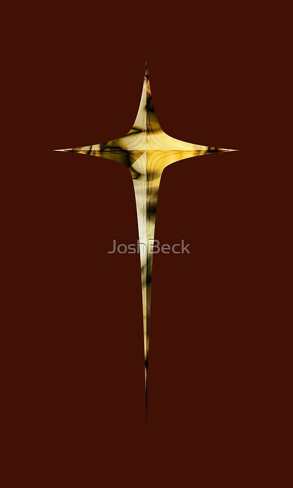 Cross-1 Red by JoshBeck