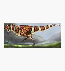 Carnotaurus Restored Photographic Print