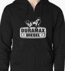 Duramax Diesel Zipped Hoodie