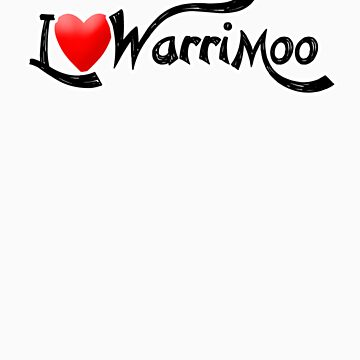 I ❤ Warrimoo by Timmo