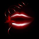 Red Lips by Olga Altunina