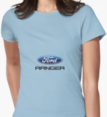 Ford Ranger Womens Fitted T-Shirt