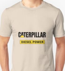 Caterpillar Diesel Power Unisex T-Shirt