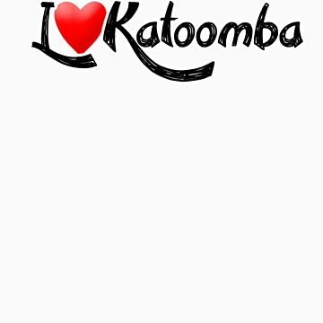 I ❤ Katoomba by Timmo