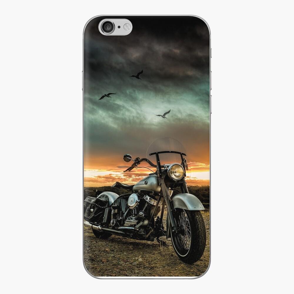 1947 Harley Davidson Vinilo para iPhone
