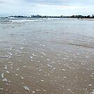 Tugun beach by Kim Jackman