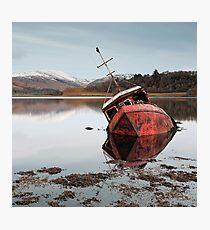 Shipwreck Photographic Print