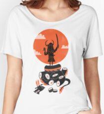 Samurai Sushi Women's Relaxed Fit T-Shirt