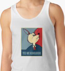 Yes we can - Yes we Kangaroo Tank Top
