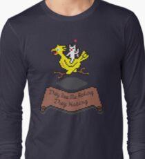 Chocobo Ride Long Sleeve T-Shirt
