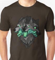 Weird Dog (Green) Unisex T-Shirt