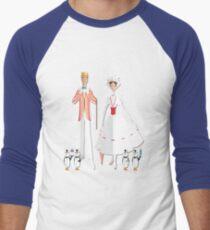 Jolly Holiday Men's Baseball ¾ T-Shirt