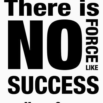 No Force Like Success by kashley