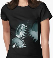 mechanical engineering Womens Fitted T-Shirt