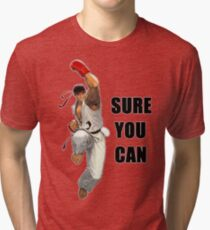 Shoryuken! Tri-blend T-Shirt