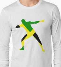 Usain Bolt Long Sleeve T-Shirt
