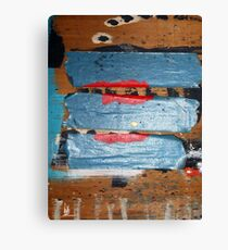 6 Canvas Print