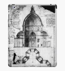 La Cupola Di Brunelleschi iPad Case/Skin